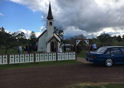 grindelwald chapel